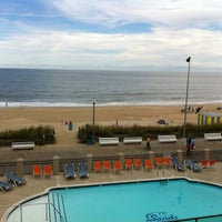 Photo taken at Atlantic Sands Hotel by Nancy G. on 9/17/2011