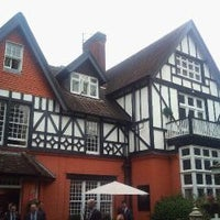 Photo taken at Langtry Manor Hotel by Jonathan H. on 9/10/2011