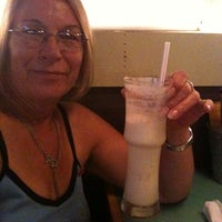 Photo taken at Cheeseburger in Paradise - Evansville by Mark C. on 8/28/2011