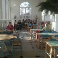 Photo taken at The Orangery by Gabriel S. on 1/19/2012