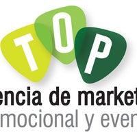 Photo taken at TOP Agencia De Marketing Promocional Y Eventos by Juan Diaz on 10/24/2011
