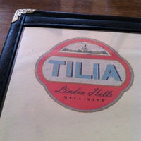 Photo taken at Tilia by Jack S. on 7/15/2012