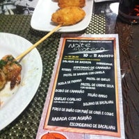 รูปภาพถ่ายที่ Maricota Gastronomia e Arte โดย Luciano B. เมื่อ 8/12/2012