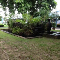 Photo taken at Ramkhamhaeng University by nök__kö ^. on 5/23/2012