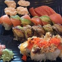 Photo taken at Oishii Japanese Restaurant & Sushi Bar by Winnie N. on 4/30/2012