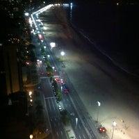 Photo taken at Marina Palace Rio Leblon by Brian H. on 6/18/2012