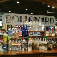 Photo taken at Boulevard Tap and Grill by Lindsay N. on 5/24/2012