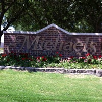 Photo taken at Michaels Corporate Headquarters by Mike S. on 5/9/2012