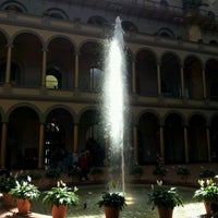 Photo taken at National Building Museum by Ellen S. on 4/1/2012