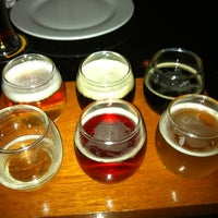 Photo taken at Beer Factory by Medjai A. on 2/18/2012