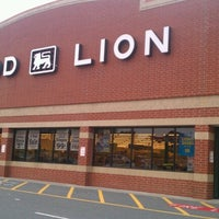 Photo taken at Food Lion Grocery Store by Leon G. on 8/9/ ... & Food Lion Grocery Store - 5303 Poplar Tent Rd