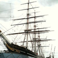 Photo taken at Greenwich Pier by Mr. M. on 8/16/2012
