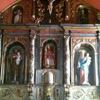 Photo taken at iglesia de san pedro by Javier R. on 5/20/2012