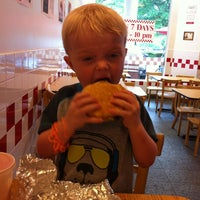 Photo taken at Five Guys by Greg L. on 6/12/2012