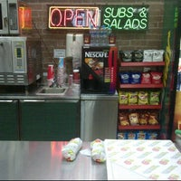 Photo taken at Subway alb7ar center by Mariam B. on 5/4/2012