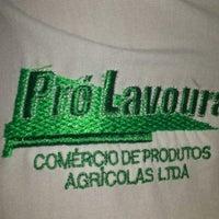 Photo taken at Pró Lavoura by RODRIGO M. on 8/30/2012