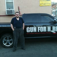 Photo taken at Gun For Hire by Thomas T. on 4/21/2012