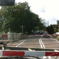 Photo taken at Kintbury Railway Station (KIT) by Edson M. on 7/30/2012