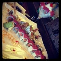 Photo taken at U-Yee Sushi by Jo . on 6/14/2012