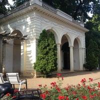 6/17/2012にCarolin H.がBürgerpark Pankowで撮った写真
