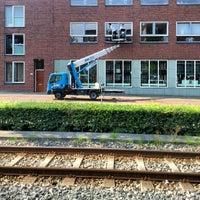 Photo taken at Tramhalte Vennepluimstraat by Karin v. on 8/24/2012