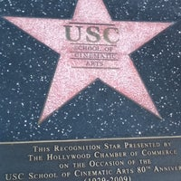 Photo taken at USC School of Cinematic Arts (SCA) by Say What Again Blog on 6/4/2012