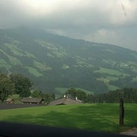 Photo taken at Contiki Stopover, Tyrol by George V. on 9/4/2012