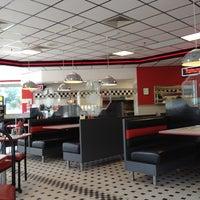 Photo taken at Steak 'n Shake by Ted W. on 4/27/2012