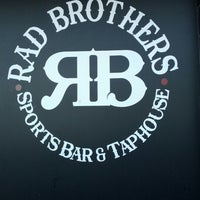 Photo taken at Rad Brothers Sports Bar & Taphouse by Norman D. on 7/20/2012