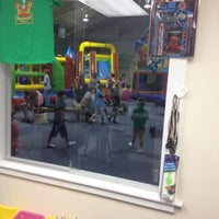 Photo taken at Bounce Fun Center by Chad E. on 7/26/2012
