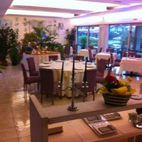 Photo taken at Ristorante Sporting by Villaggio dell'Orologio C. on 4/11/2012