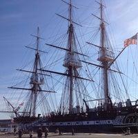 Foto tirada no(a) USS Constitution por Tom D. em 3/11/2012