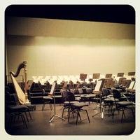 Foto tomada en Teatro de la Maestranza por Edu F. el 4/12/2012