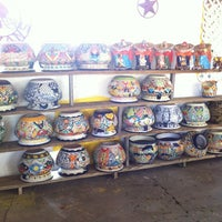 Photo taken at Mexican Pottery by TheSquirrel on 5/19/2012