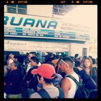 Photo taken at Terminal Rodoviário Engenheiro Huascar Angelim by Sergio S. on 9/7/2012