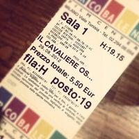 Foto scattata a Cinema Arcobaleno da Marco Goran R. il 8/29/2012