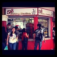 Photo taken at 518 Bakestation SM Clark by Marisol I. on 3/12/2012