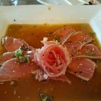 Photo taken at Sushi Maki Kendall by Jonas B. on 10/27/2011