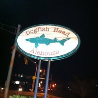 Photo taken at Dogfish Head Alehouse by Ben W. on 1/28/2012