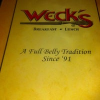 Photo taken at Weck's by Kevin H. on 9/9/2012