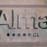 Das Foto wurde bei Hotel Alma von Tutsi am 9/23/2011 aufgenommen