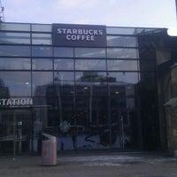 Photo taken at Starbucks by Kuzy on 1/23/2012