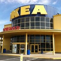 Photo taken at IKEA Elizabeth by David H. on 8/24/2011