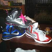 Photo taken at Foot Locker by Daniel C. on 11/22/2011