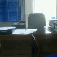 Foto scattata a Kantor Pemasaran Tamansari Bukit Mutiara Balikpapan da ananto p. il 2/4/2012