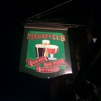 Photo taken at Mahaffey's Pub by Robin J. on 3/18/2011