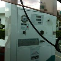 Photo taken at PETRONAS Station by Ord S. on 2/27/2012