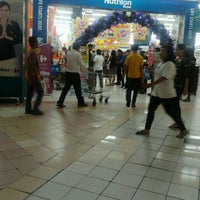 Photo taken at Carrefour by Nurdin L. on 4/22/2012