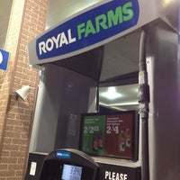 Photo taken at Royal Farms by Bill S. on 2/19/2012