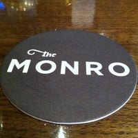Photo taken at The Monro Pub by Aja on 6/9/2012